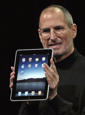 A quick brief update on Apple's iPad