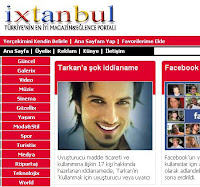 Tarkan being prosecuted for drugs is making the front pages of the celebrity portals