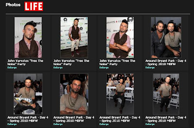 Life photo gallery of Tarkan