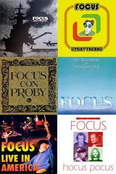Other Focus Albums
