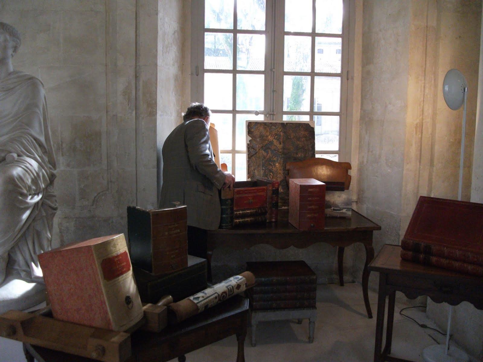 les amis du mus e calvet journ es du patrimoine 2010 photos de romain. Black Bedroom Furniture Sets. Home Design Ideas