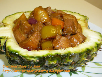Pork Adobo with Pineapple