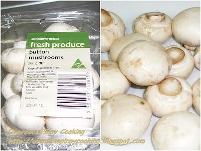 Button Mushroom