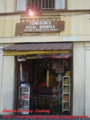 Tongson's