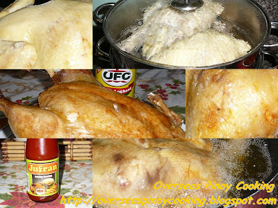 Max's Style Fried Chicken - Recipe