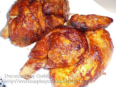 Arabic Roasted Chicken