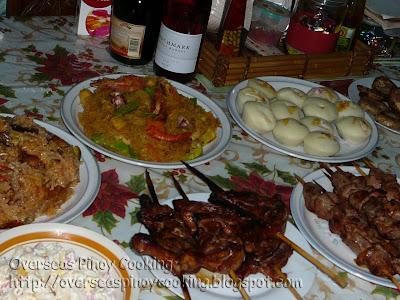 Chicken Barbecue - Handaan