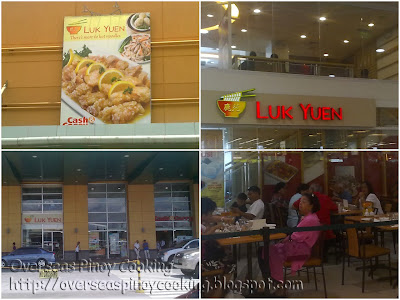 Lemon Chicken - Luk Yuen at Cash and Carry