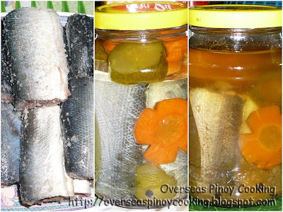 Bottled Bangus in Corn Oil