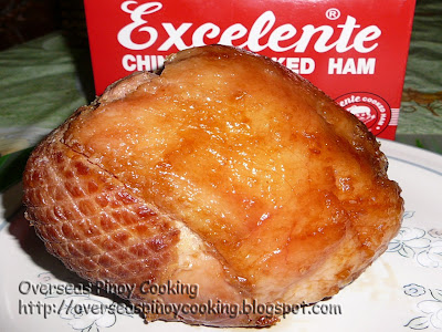 Excelente Chinese Cooked Ham