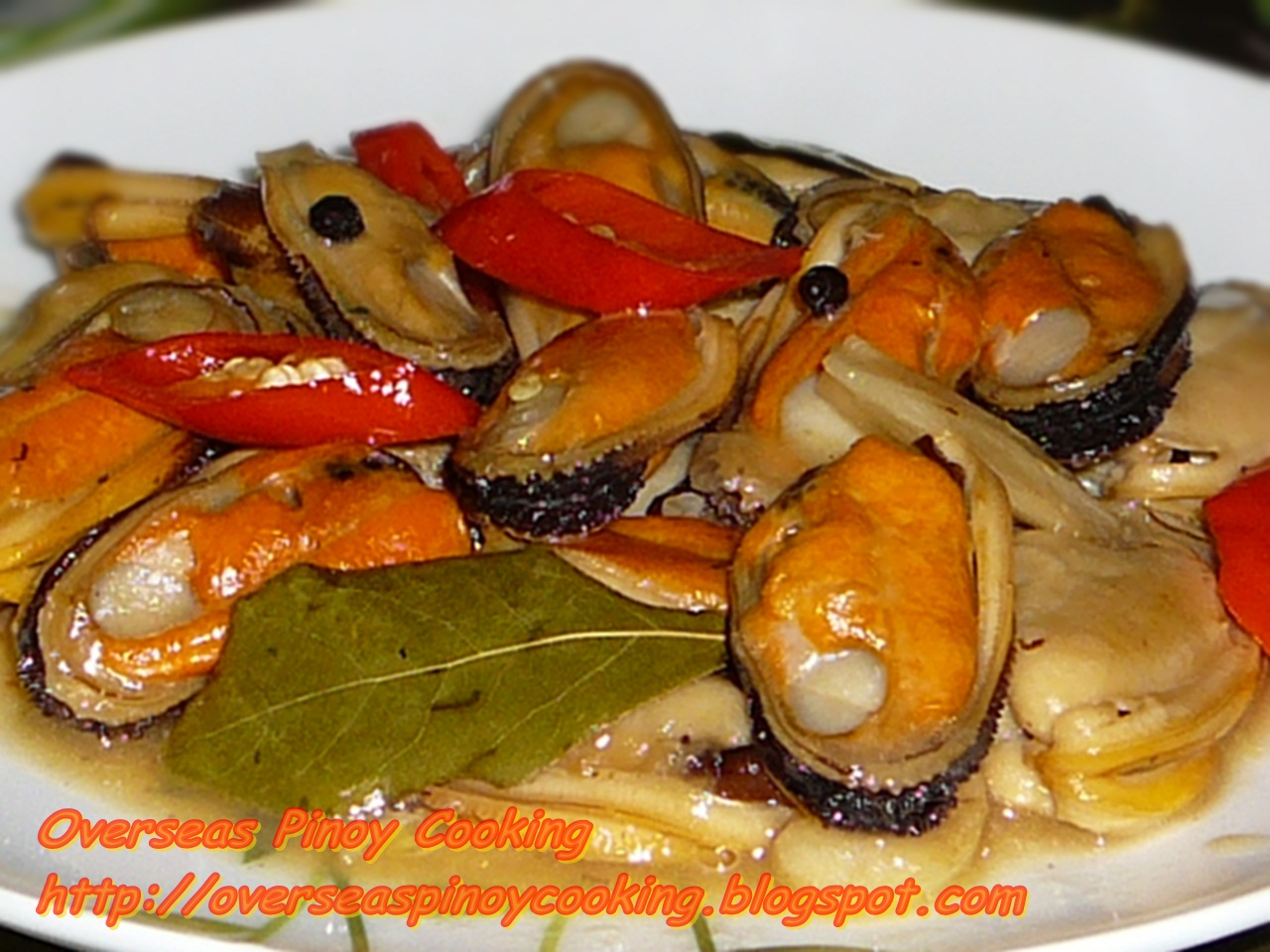 Filipino Fish And Seafood Recipes 1 Overseas Pinoy Cooking