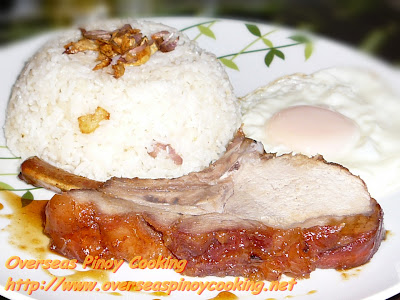 Pinoy Roast Pork - Tosilog