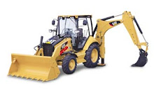Backhoe Loader 422E