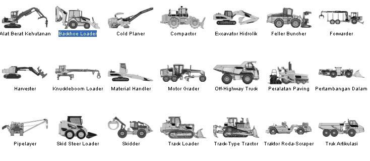Jual Spare parts  Suku Cadang  Mesin Diesel  Alat berat