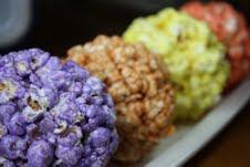 Popcorn ball recipes,popcorn balls made with taffy