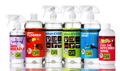 Better Life Green Cleaning Products