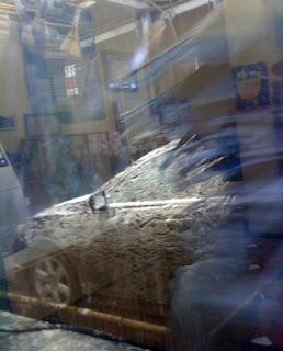 inside carwash