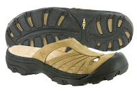 Keen Shoes giveaway