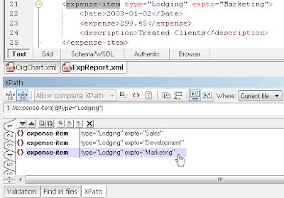 Validating xml against xsd in xml spy training