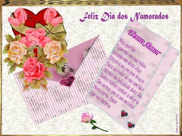 TERNO AMOR (Feliz Dia Dos Namorados)