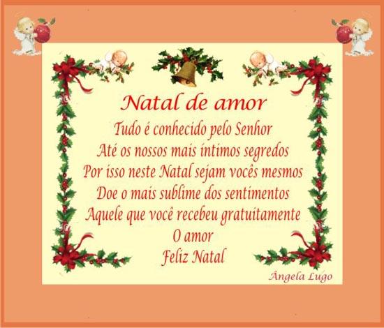 NATAL DE AMOR