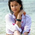 Hot Telugu Actress Madhurima Bikini Pics