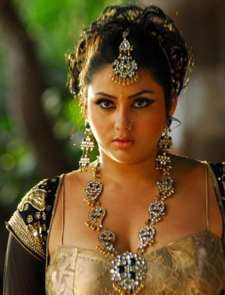 Namitha Colorful Pictures From Jaganmohini