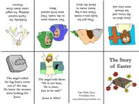 Catholic Faith Education Bible Story Mini Books