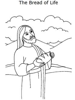 Catholic Faith Education Coloring Pages Sermons4kids Com