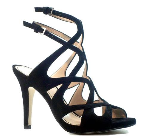 a61d5befc ... sandálias de festa é usar bastante as cores e os saltos finos e  altos,que além de sofisticar o visual fica lindos com qualquer pesa. aqui  vai um modelo: