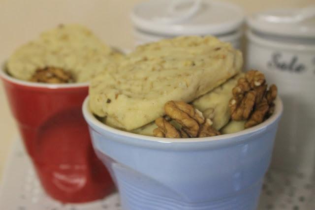 Biscotti noci pecan e avena