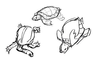 Svend Rothmann Bonde: Sketches