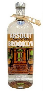 Absolut Brooklyn by Spike Lee