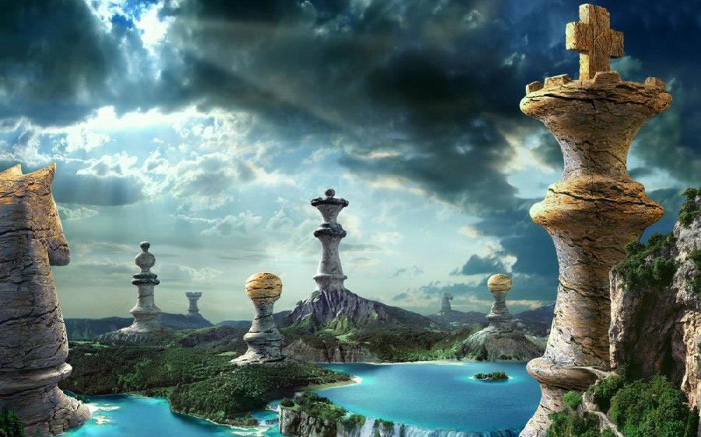 Fantasy World Generator