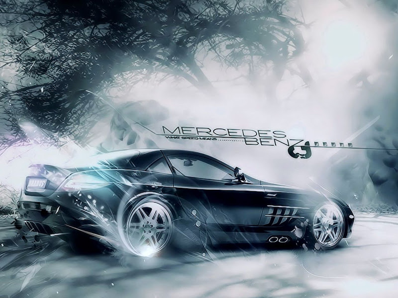 benz black hd wallpaper free download black painted cars wallpapers  title=