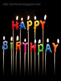 Birthday Candles Wallpapers Happy Mobile