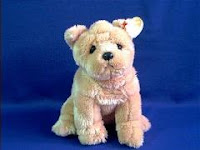 shar pei stuffed animal plush soft duff ty