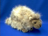 porcupine stuffed animal plush