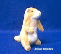 prairie dog plush stuffed animal toy