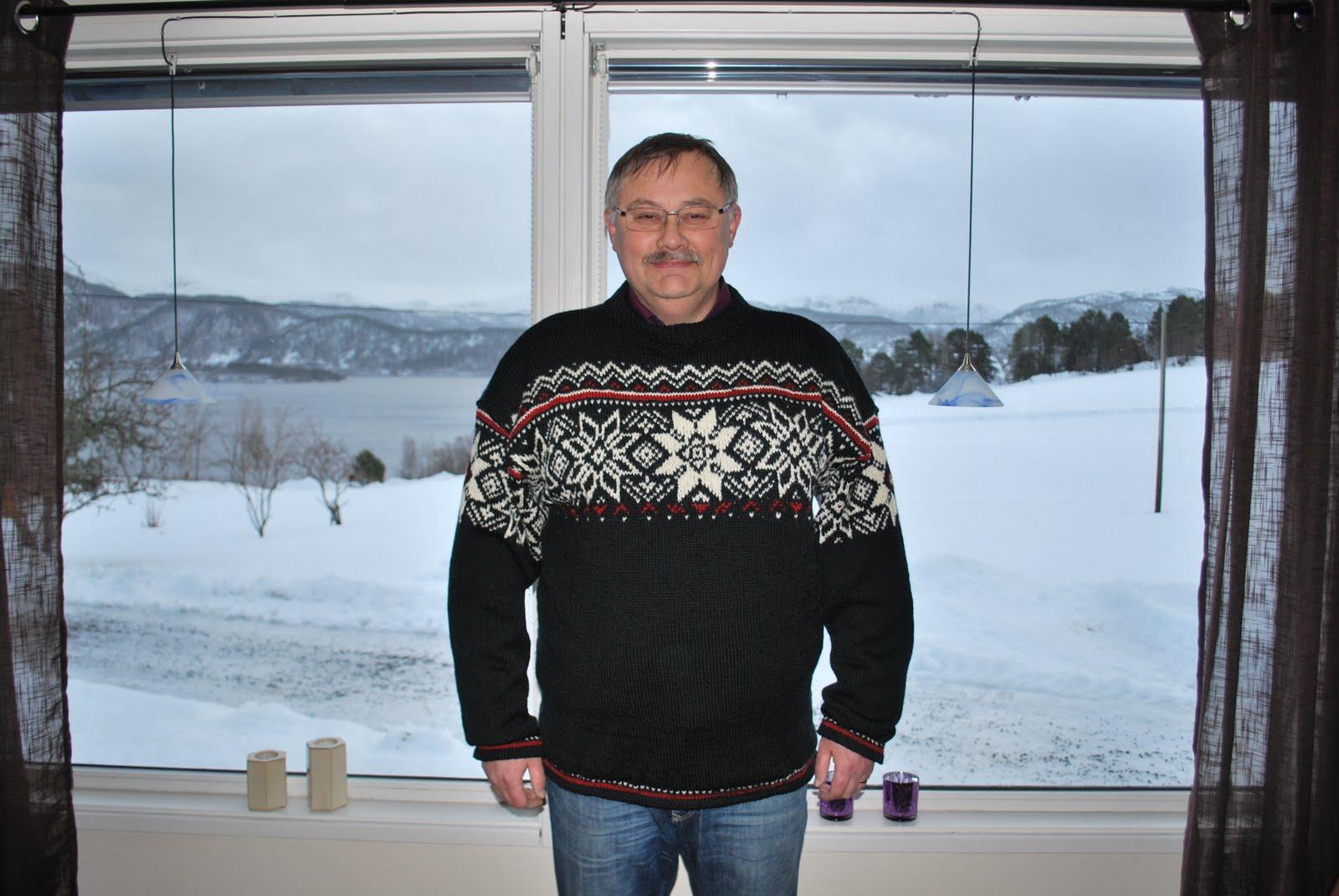 17e68aec ... VM genseren så kastet jeg meg rundt og kjøpte garn med en gang. Vi er  kjempe fornøyde både jeg og mottakeren. Skikkelig gøy når strikkeplagg  sitter ...
