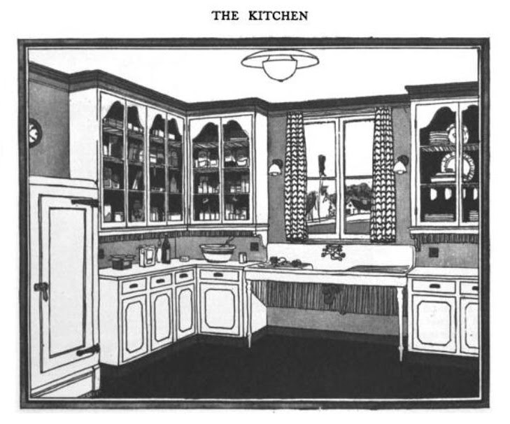 Serialenthusiast A 1920s Kitchen