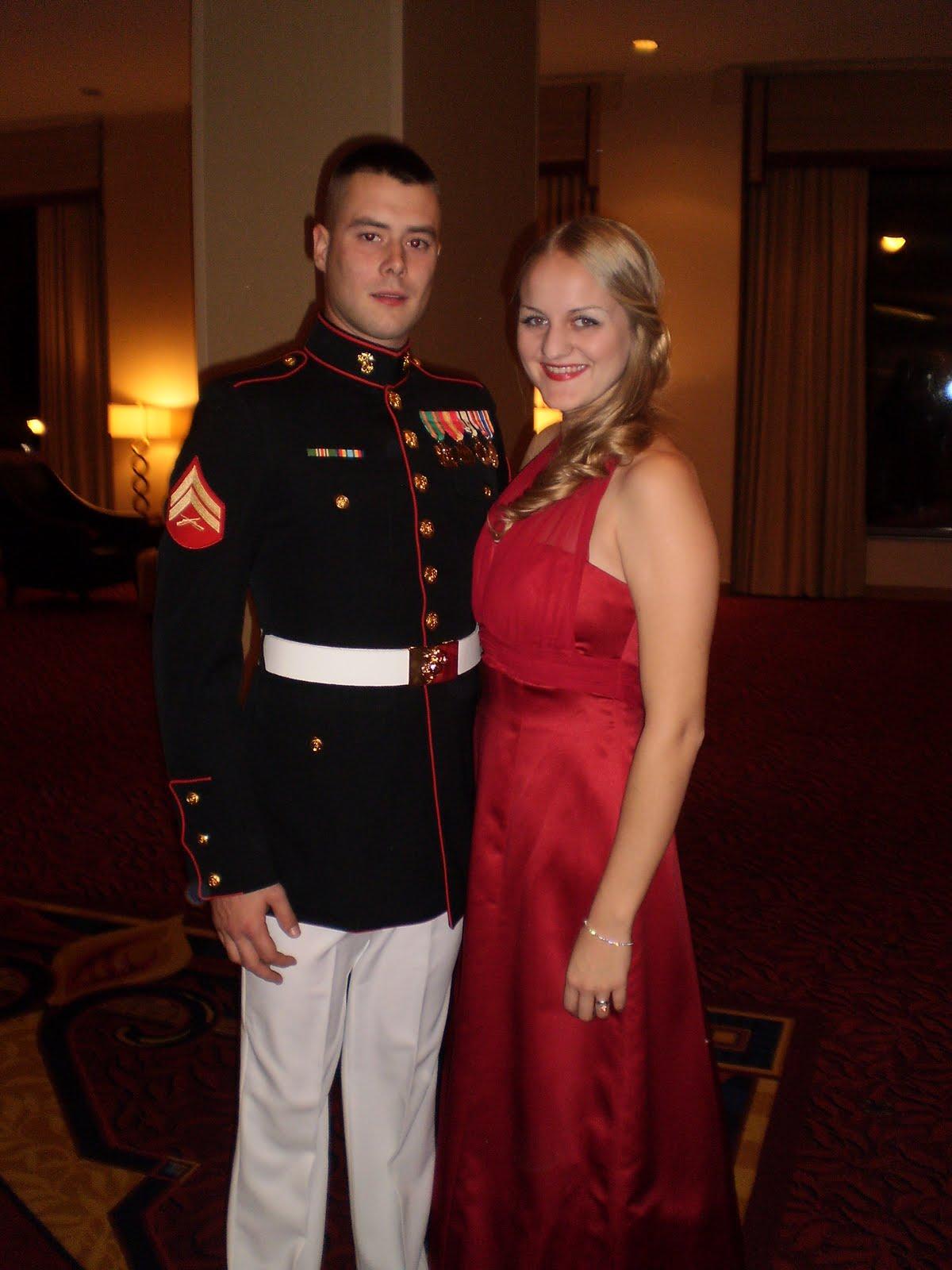 My Marine And Me Marine Corps Birthday Ball