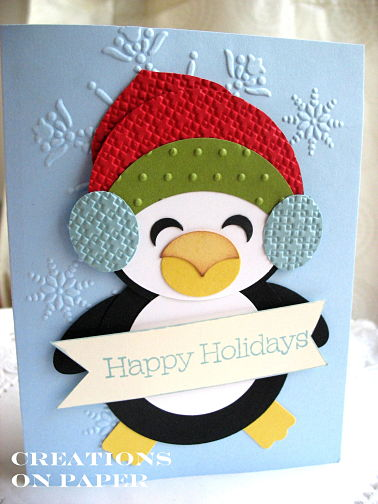 Penguin Themed Arts And Crafts