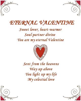 Teen Valentines Day Poems 38