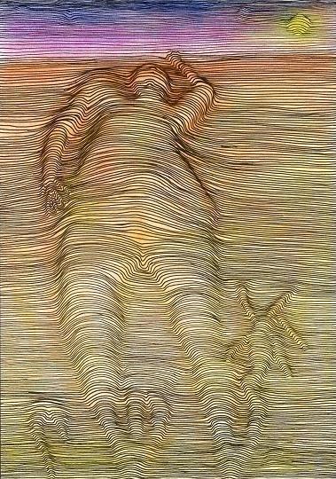 Line In Visual Art : Plastinglish visual arts elements of art lines