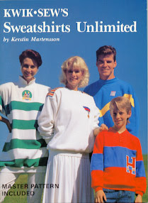 Kwiksew book cover: Sweatshirts Unlimited