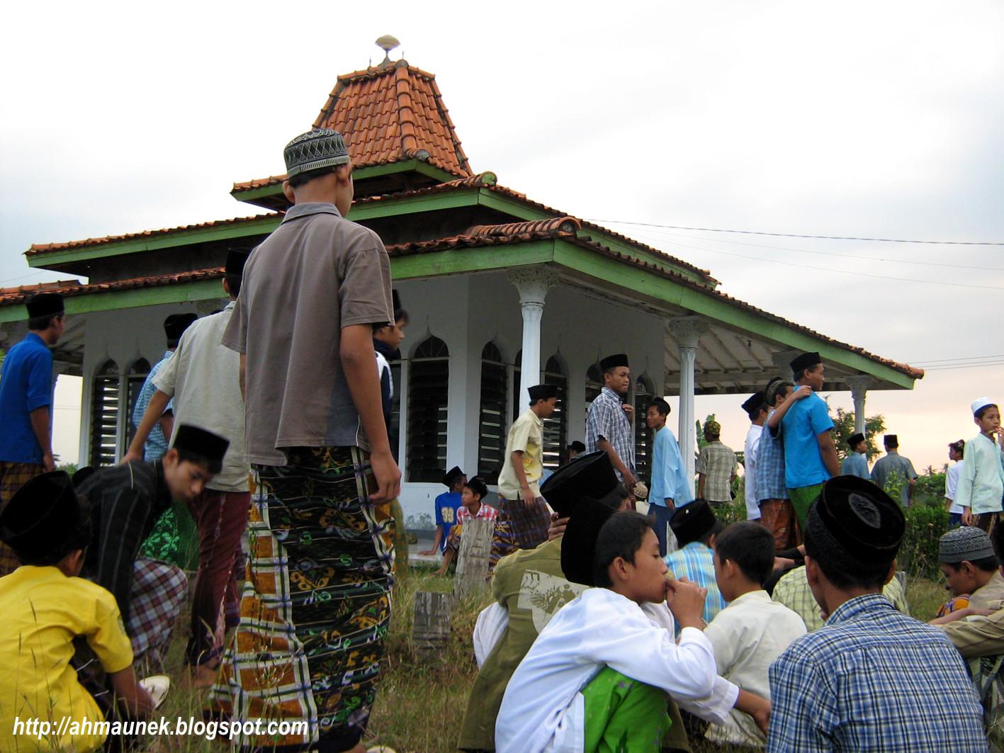 Makam K.H. Suyuthi Abdul Qadir Guyangan
