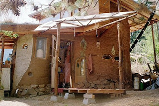 The Natural Way Cob House The Natural Building