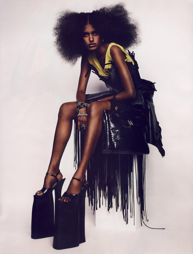 Style Inside Afro Conquers