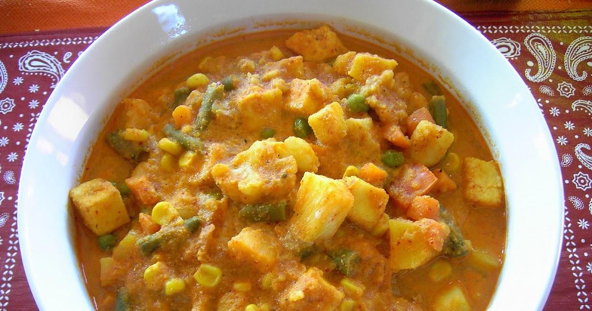 Enjoy Indian Food: Navratan Korma